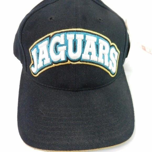 95c21953 Jasksonville Jaguars NFL Hat Cap Vintage New. NWT. American Needle